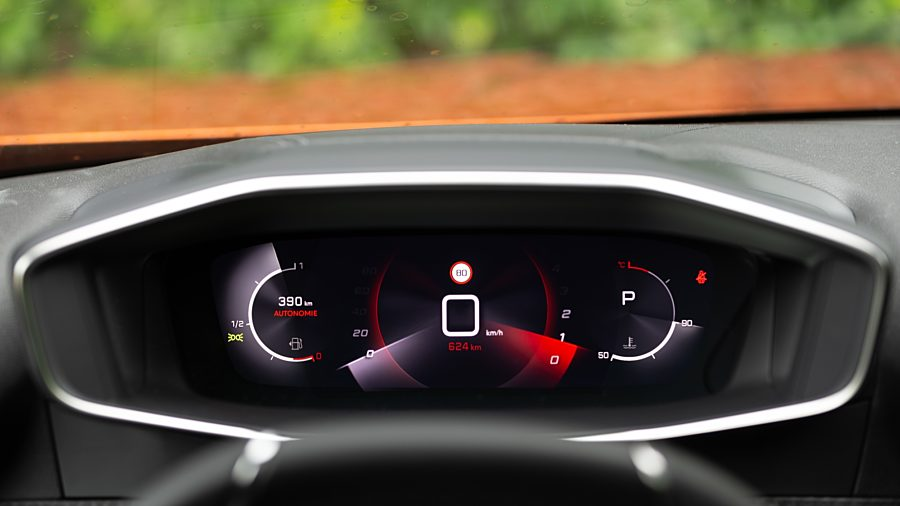 | 1.2 puretech allure 75 kWh (5-deurs)
