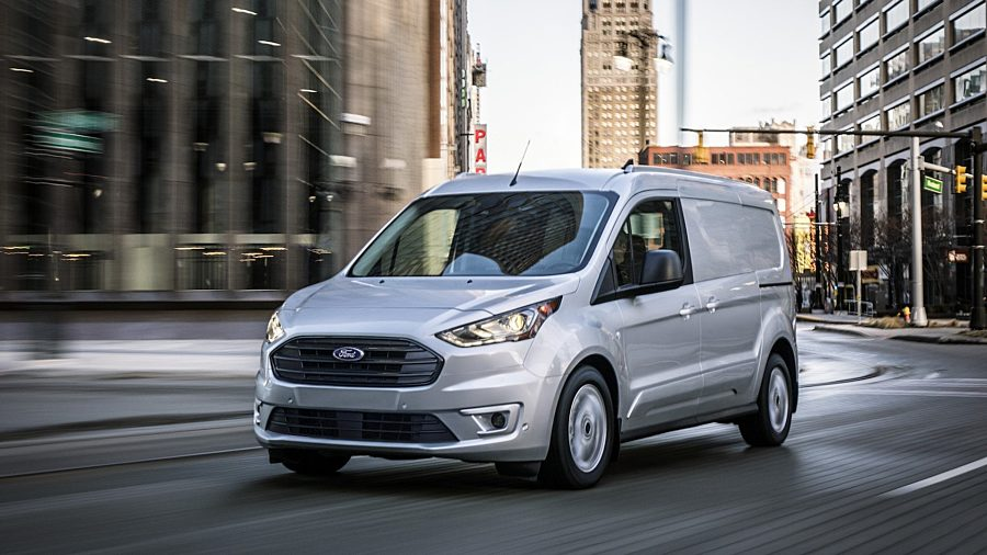 Ford Transit Connect | 1.6 TDCI 55 KW Trend