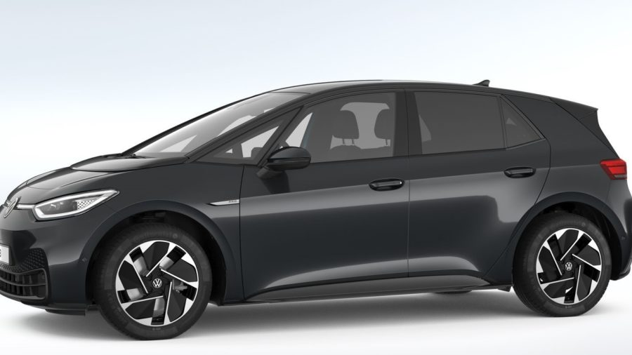   58kWh EV Business 150kW aut.   8% bijtelling