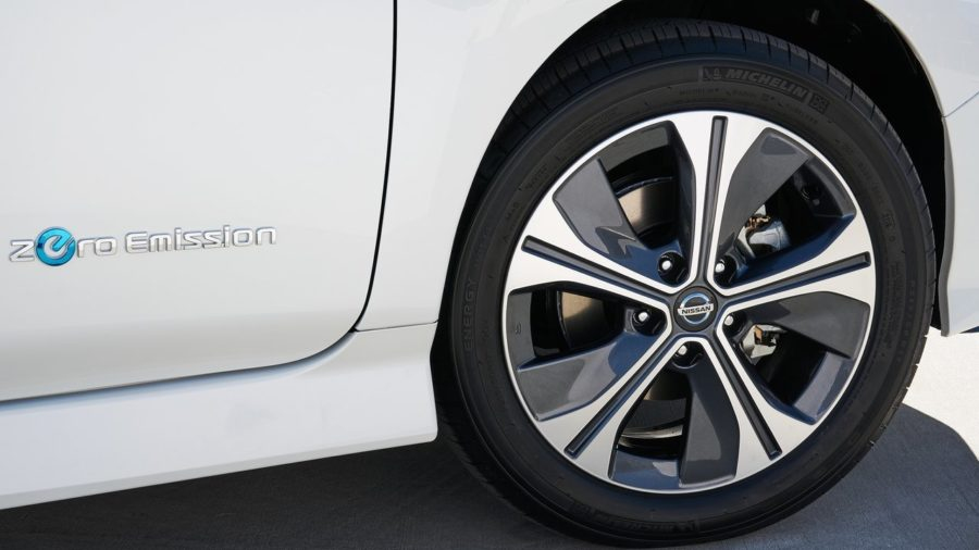| Leaf 40 kWh Tekna 110 kW aut (5-drs)