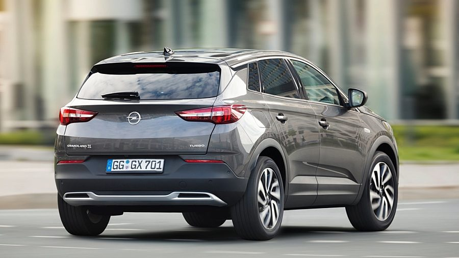 | Opel Grandland X 1.2t Business 96 kW
