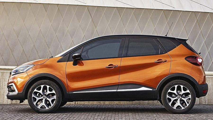 Renault Captur | Energy TCE 0.9 Intens (5-drs)