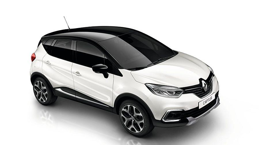Renault Captur | Energy TCE 0.9 Intens (5-drs)