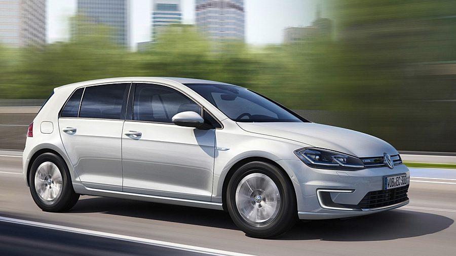| e-Golf 100 kW auto (5-drs)