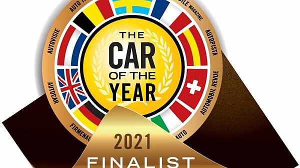 Auto van het jaar 2021